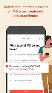 MS Healthline: Multiple Sclerosis Chat