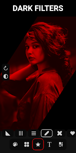 Red – Dark Filters 5.0.1 Apk 1