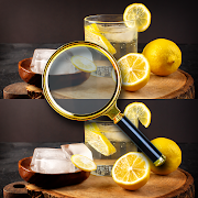 Food And Drinks: Find The Difference Free Game