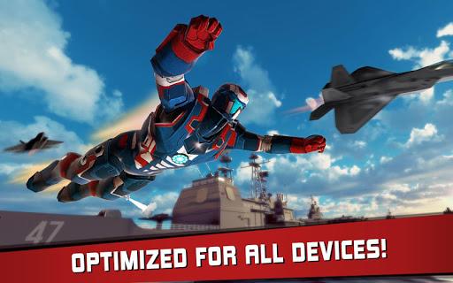 Iron Avenger - No Limits apkpoly screenshots 7