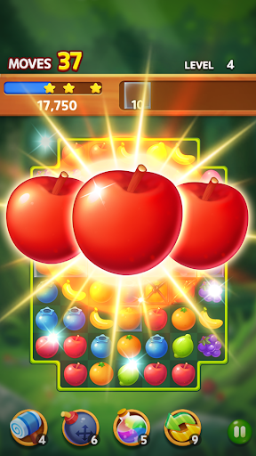 Fruit Magic Master: Match 3 Puzzle 1.0.6 screenshots 11