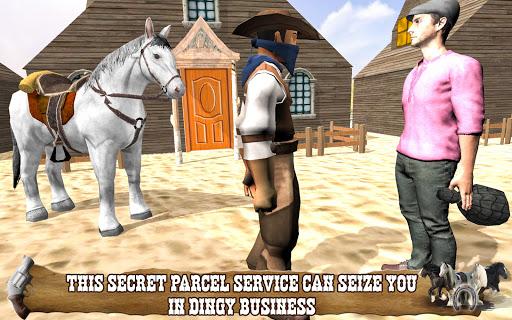 Cowboy Horse Riding Simulation screenshots 17