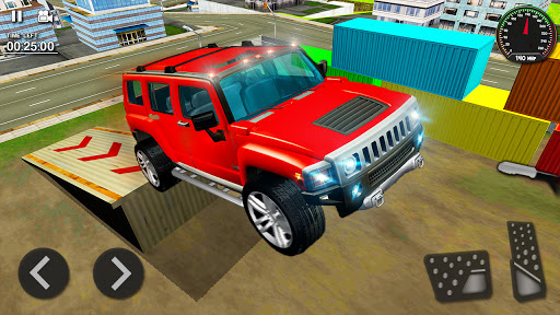 Prado Car Driving - A Luxury Simulator Games 1.4 screenshots 9