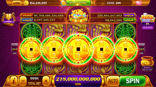Golden Casino: Free Slot Machines & Casino Games Apkfinish screenshots 6