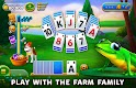 screenshot of Solitaire Grand Harvest - Free Solitaire Tripeaks