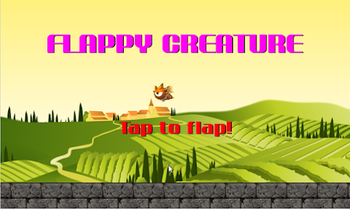 Flappy Creature Hack for iOS and Android 4