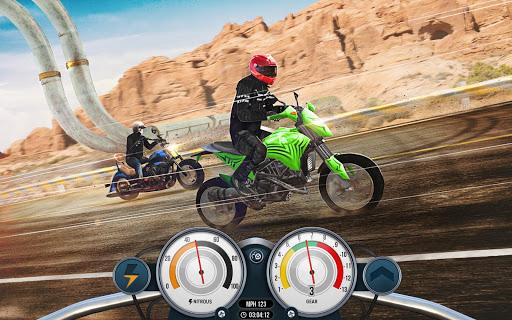 Bike Rider Mobile: Racing Duels & Highway Traffic apktram screenshots 24