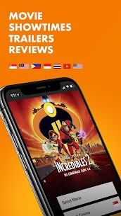 Popcorn  Movie Showtimes, Tickets, Trailers  News Apk Download NEW 2021 1