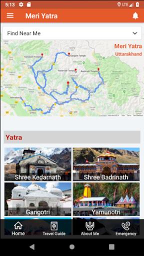 meri yatra - sdrf, uttarakhand screenshot 2