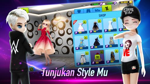 AVATAR MUSIK INDONESIA - Social Dancing Game 1.0.1 screenshots 4