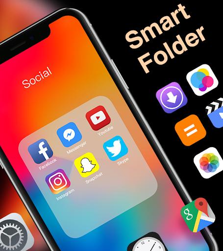 X Launcher Prime | Stylish OS Theme Phone X Max 1.1.1 Screenshots 3