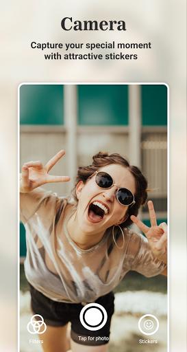 B623: Selfie Camera Plus Photo Editing Expert  screenshots 1