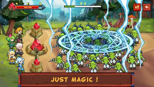 Summon Heroes - New Era apkdebit screenshots 23