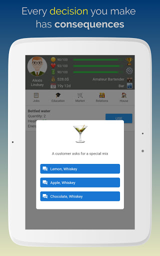 Life Simulator: Role Playing  screenshots 13