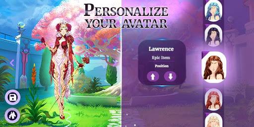 Eldarya - Romance & fantasy game 1.13.0 screenshots 2