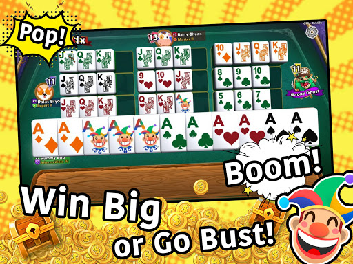 Rummy Pop! The newest, most exciting Rummy Mahjong 1.2.45 screenshots 1