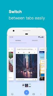 Opera browser beta 65.0.3358.60549 Screenshots 8