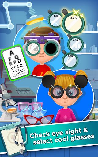 Doctor Hospital Stories - Rescue Kids doctor Games APK MOD (Astuce) screenshots 3