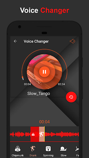 AudioLab ud83cudfb5 Audio Editor Recorder & Ringtone Maker 1.1.6 Screenshots 6
