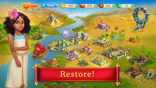 Cradle of Empires Match-3 Game 6.6.0 screenshots 2