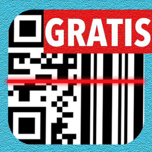 QR Scanner Gratis:QR Code Reader & Barcode Scanner