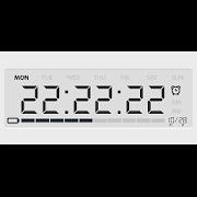 Battery Saving Digital Clocks Live Wallpaper