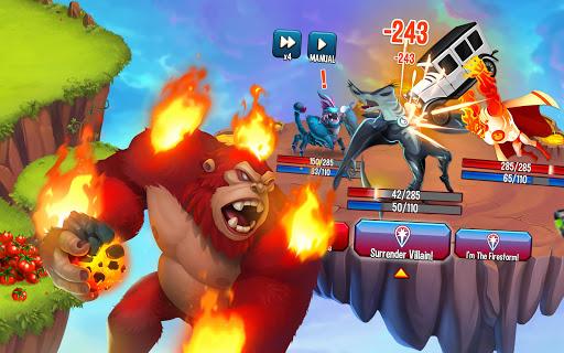 Monster Legends: Breeding Simulator & RPG Arena screenshots 8