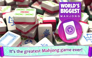 World's Biggest Mahjong