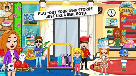 My City : Hotel APK For Android 2