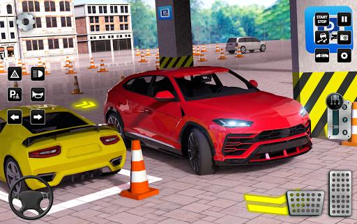 Modern Car Parking Challenge: Driving Car Games 1.3.2 screenshots 6