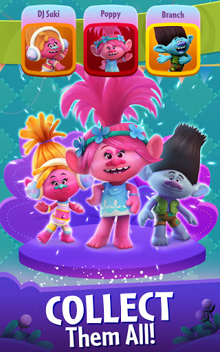 DreamWorks Trolls Pop: Bubble Shooter & Collection  screenshots 19
