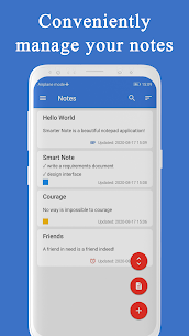 Smart Note Mod Apk- Notes, Notepad, Todo (Premium Features Unlocke) 2