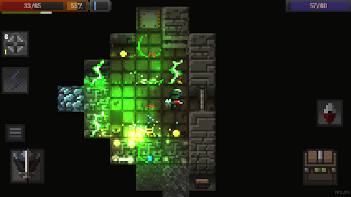 Caves (Roguelike)  screenshots 2