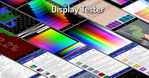Display Tester Apkfinish screenshots 1