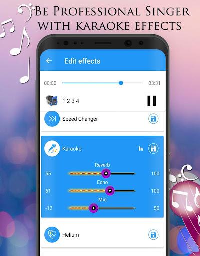 Voice Changer - Audio Effects 1.7.4 Screenshots 13
