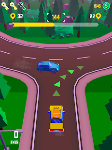 Taxi Run - Crazy Driver 1.46 Screenshots 24