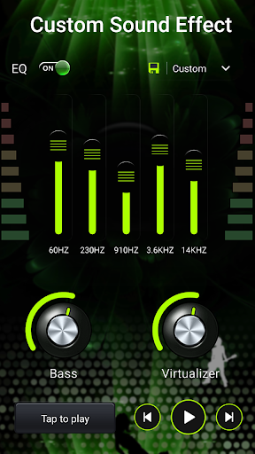 Volume booster - Sound Booster & Music Equalizer android2mod screenshots 4