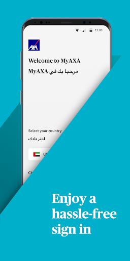 MyAXA Gulf android2mod screenshots 1