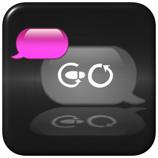 Pink Metal Theme for GO SMS For PC Windows (7, 8, 10 and 10x) & Mac Computer
