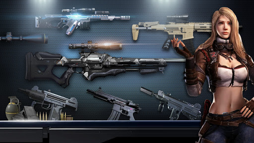 Bullet Strike - FPS Offline Encounter Shooting 3D 1.0.46 screenshots 24