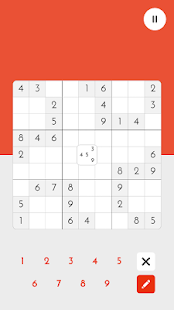 Minimal Sudoku Screenshot