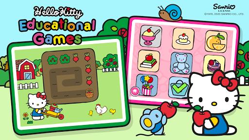Hello Kitty. Educational Games  apktcs 1