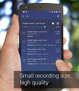 Recordr – Sound Recorder Pro MOD APK 4