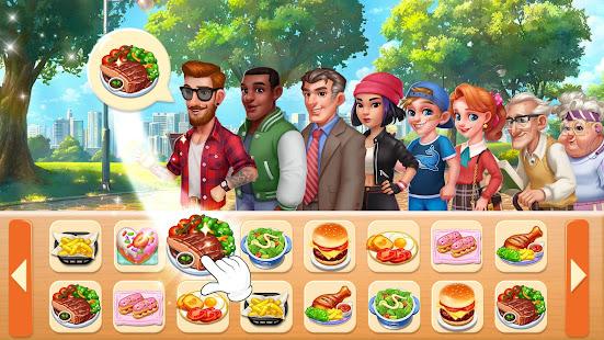 Cooking Frenzyu00aeufe0f Restaurant Cooking Game screenshots 9