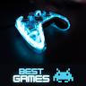best games 4 u_أفضل الألعاب game apk icon