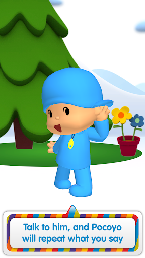 Talking Pocoyo 2 - Play and Learn with Kids 1.34 screenshots 4