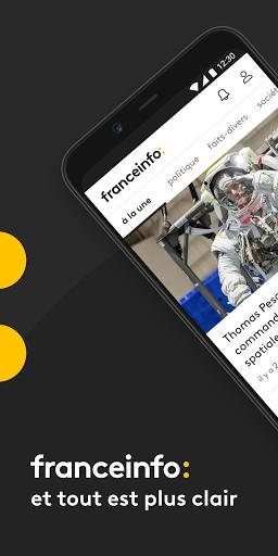 franceinfo : actualitu00e9s et info en direct 7.3.0 Screenshots 1