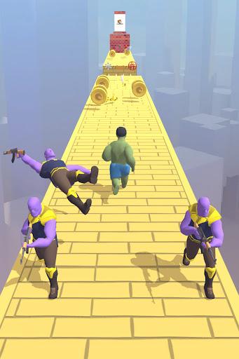 Superhero Run - Epic Transform Race 3D  screenshots 14