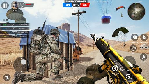 Modern Cover Hunter Multiplayer 3D team Shooter screenshot 6