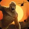 Kaiju Godzilla VS Gorilla Kong City destruction app apk icon